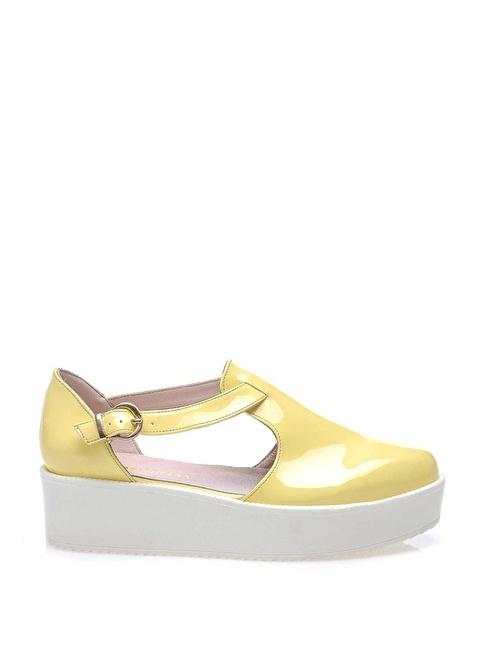 Promiss Casual Ayakkabı Sarı